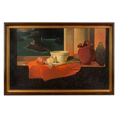 Midcentury French Still Life by Hubert Gaillard