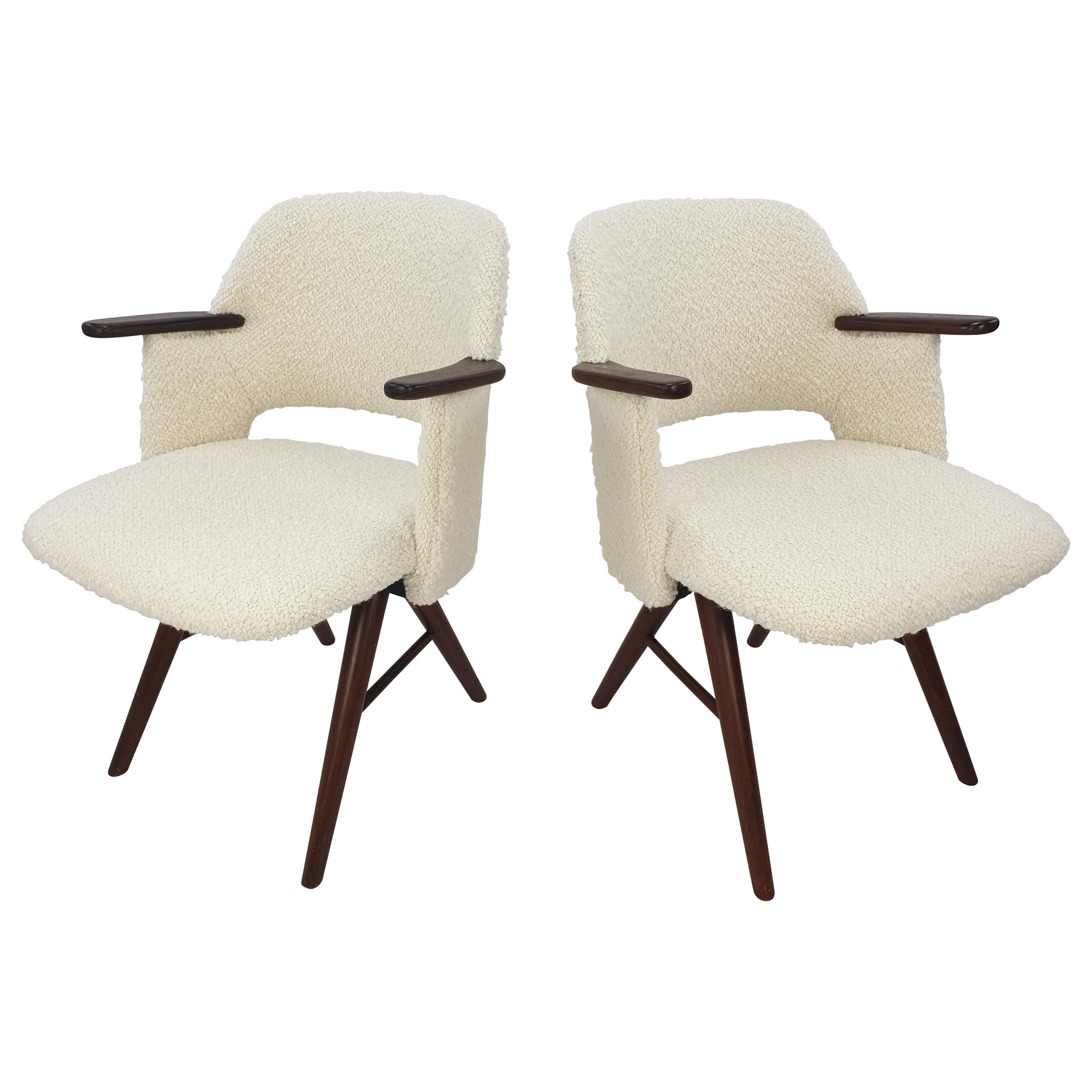 Mid Century FT30 Chair by Cees Braakman for Pastoe, 1960's