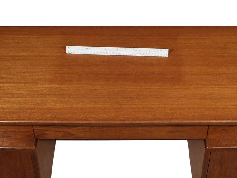 Midcentury G Plan Fresco Teak Desk / Vanity For Sale 4