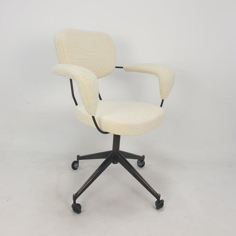 Mid Century Gastone Rinaldi Swivel Armchair for RIMA, 1960's 3