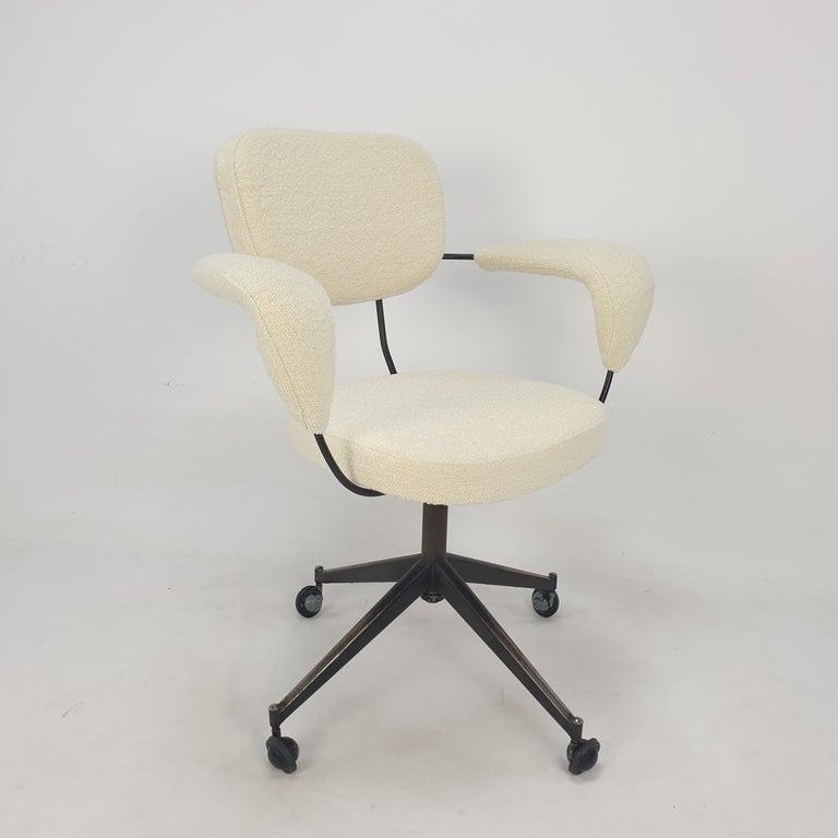 Mid Century Gastone Rinaldi Swivel Armchair for RIMA, 1960's 4
