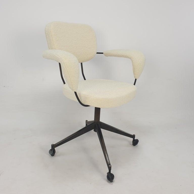 Mid-Century Modern Mid Century Gastone Rinaldi Swivel Armchair for RIMA, 1960's