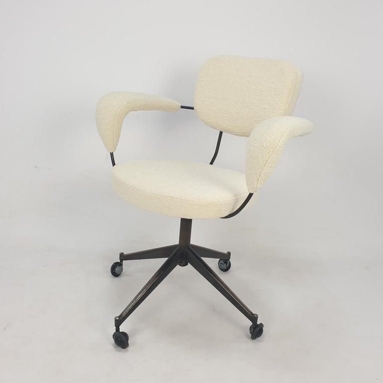 Mid Century Gastone Rinaldi Swivel Armchair for RIMA, 1960's 1