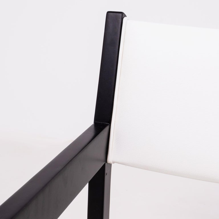 Midcentury GE 151 Dining Chairs by Hans J. Wegner for GETAMA, Set of 6 For Sale 3