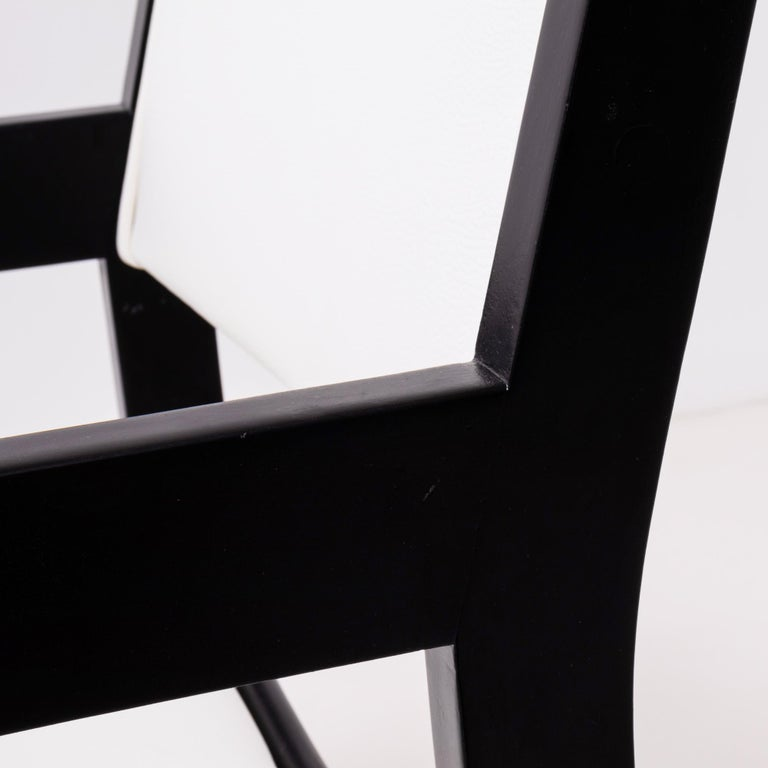 Midcentury GE 151 Dining Chairs by Hans J. Wegner for GETAMA, Set of 6 For Sale 4