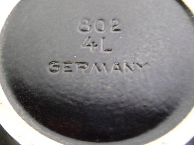 Midcentury German Modern Ceramic Soup Tureen 1970s Attrib Carstens Tönnieshof For Sale 2