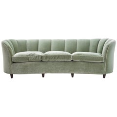 Midcentury Gio Ponti Sofa for Casa E Giardino