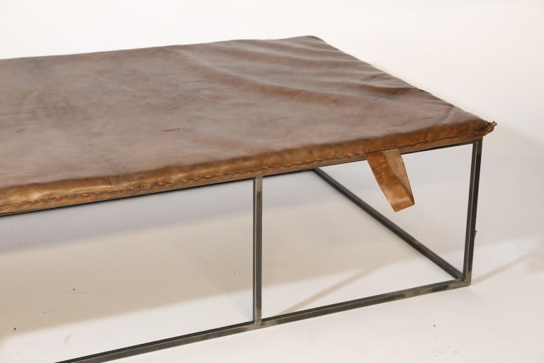 20th Century Midcentury Gymnasium Mat Daybed/Table For Sale