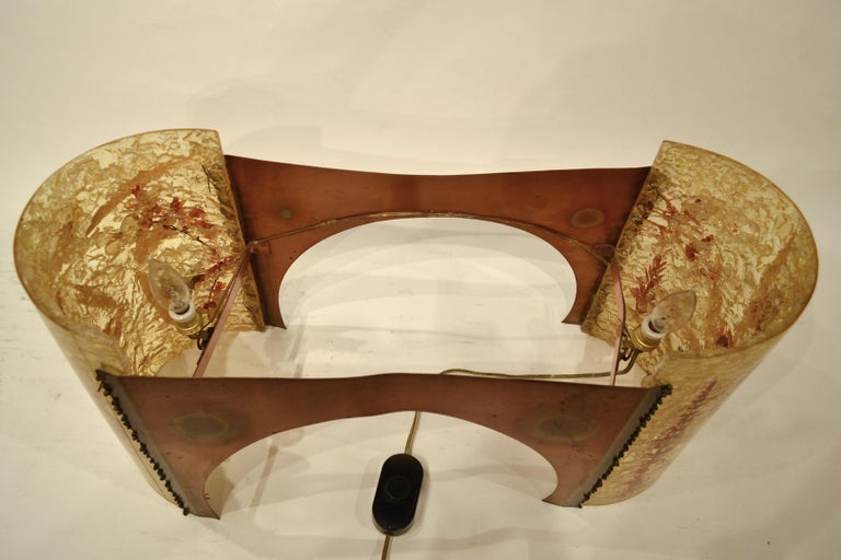 Midcentury Illuminated Resin Coffee Table from Accolay, France For Sale 4