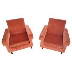 Mid Century Italian Chairs