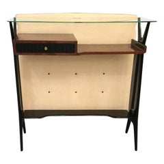 Midcentury Italian Console Table