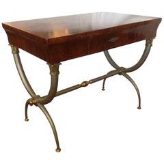 Midcentury Italian Neoclassic Desk