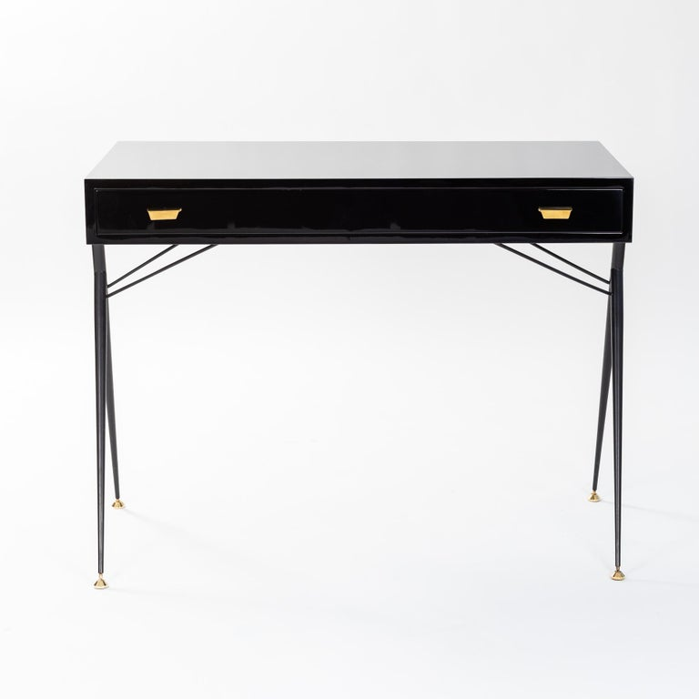 Small desk by Silvio Cavatorta, Italy, 1950s.