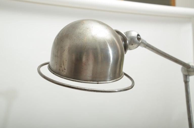 Mid-20th Century Midcentury Jielde Lamp, France, circa 1950 For Sale