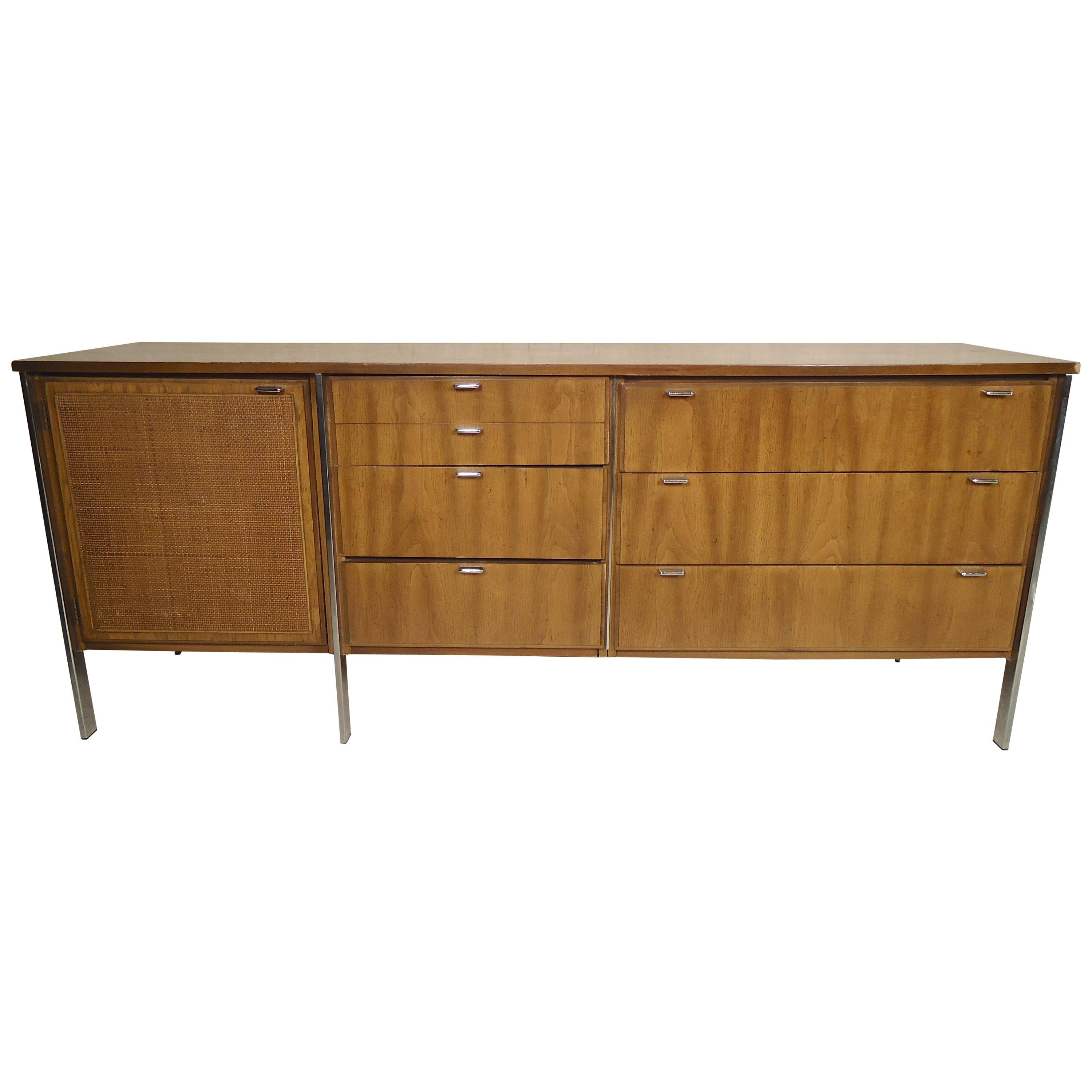 Midcentury Knoll Style Credenza
