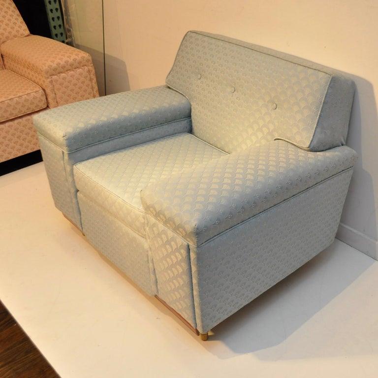 Swell Mid Century Kroehler Lounge Chair Machost Co Dining Chair Design Ideas Machostcouk