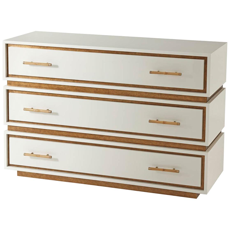 Midcentury Lacquered Dresser