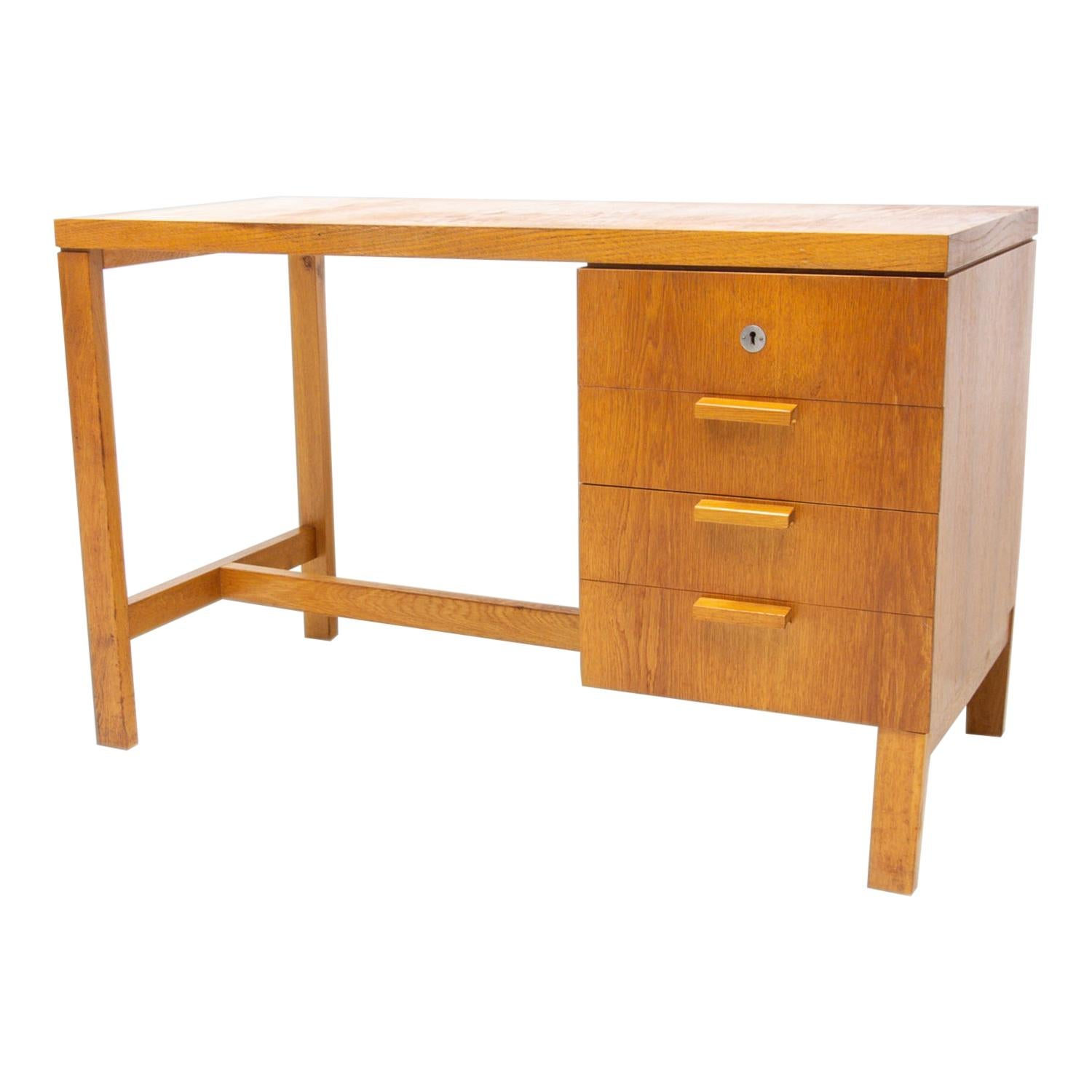 Mid century Ladies desk from Nový Domov, 1960´s, Czechoslovakia
