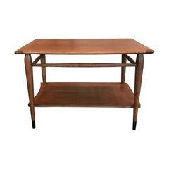 Midcentury Lane Side Table