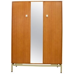 Midcentury Limba Wardrobe from G Plan, 1960s