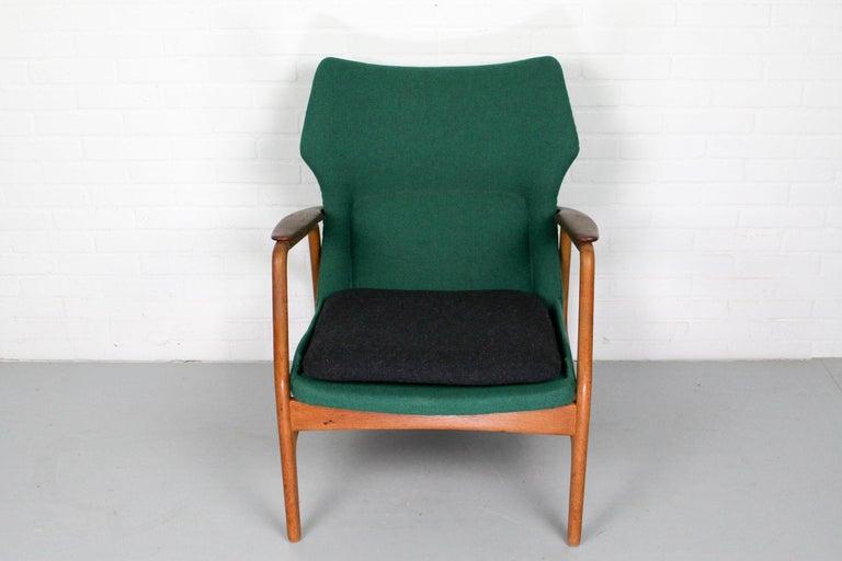 Mid-Century Modern Midcentury Lounge Chair by Aksel Bender Madsen for Bovenkamp, 1960s