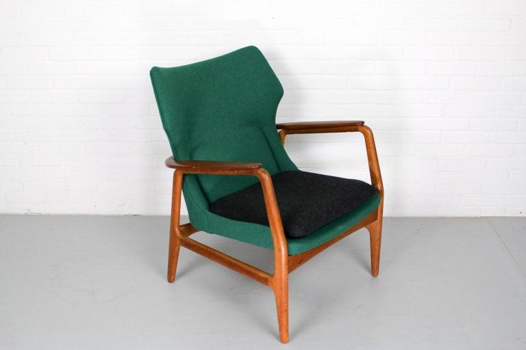 Dutch Midcentury Lounge Chair by Aksel Bender Madsen for Bovenkamp, 1960s