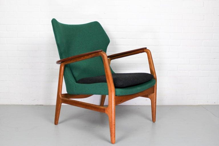 Midcentury Lounge Chair by Aksel Bender Madsen for Bovenkamp, 1960s In Good Condition In Appeltern, Gelderland