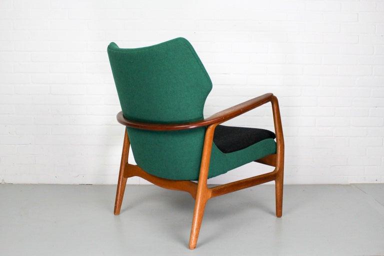 Midcentury Lounge Chair by Aksel Bender Madsen for Bovenkamp, 1960s 1
