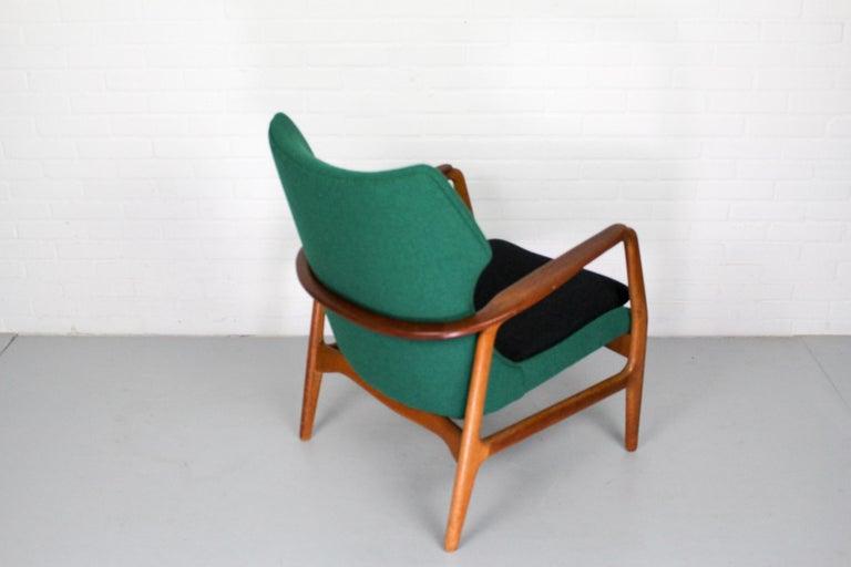 Midcentury Lounge Chair by Aksel Bender Madsen for Bovenkamp, 1960s 2