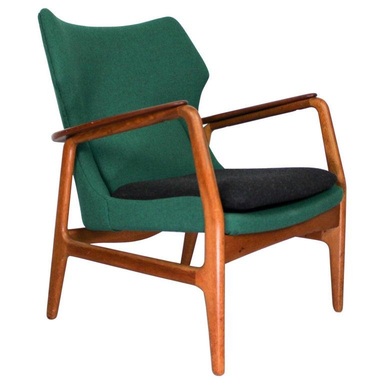 Midcentury Lounge Chair by Aksel Bender Madsen for Bovenkamp, 1960s
