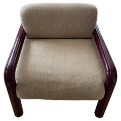 Mid-Century Lounge Chair by Gae Aulenti for Knoll