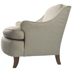 Mid Century Lounge Club Chair after Robsjohn-Gibbings