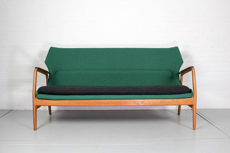 Midcentury Lounge Sofa by Aksel Bender Madsen for Bovenkamp, 1960s In Good Condition In Appeltern, Gelderland