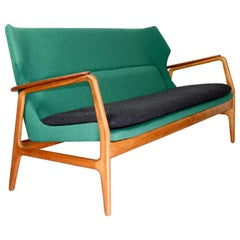 Midcentury Lounge Sofa by Aksel Bender Madsen for Bovenkamp, 1960s