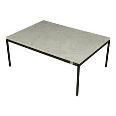 Midcentury Marble Coffee Table, from France, 1970s