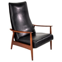 Mid-Century Milo Baughman for Thayer Coggin Recliner Lounge Chair