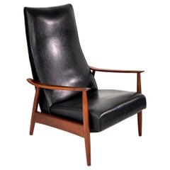 Mid-Century Milo Baughman for Thayer Coggin Recliner Lounge Chair