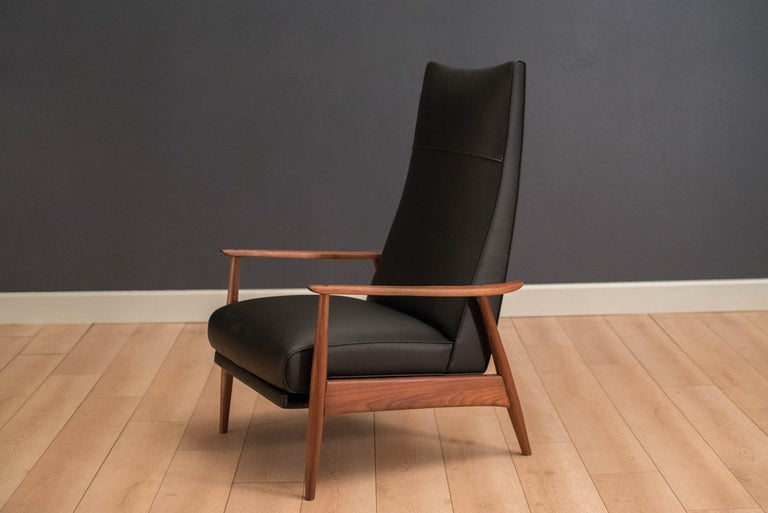 Groovy Midcentury Milo Baughman Recliner Lounge Chair Forskolin Free Trial Chair Design Images Forskolin Free Trialorg