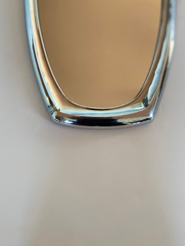 Mid-Century Modern Midcentury Mirror by Syroco For Sale