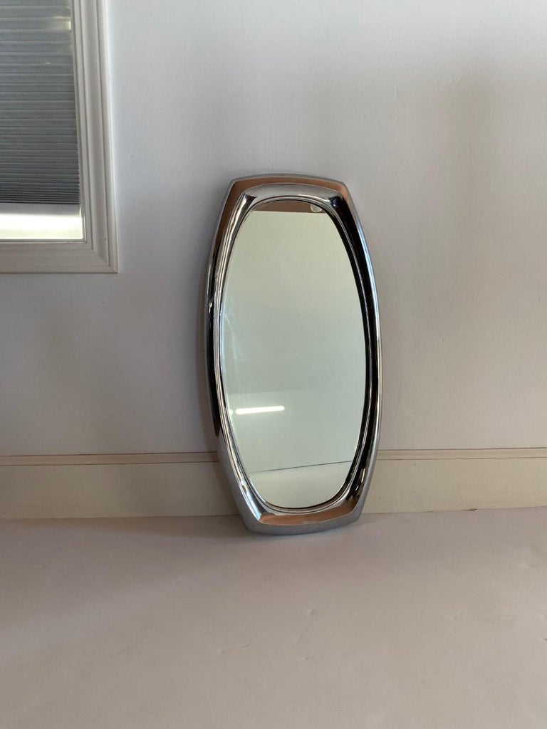 Midcentury Mirror by Syroco In Good Condition For Sale In San Diego, CA