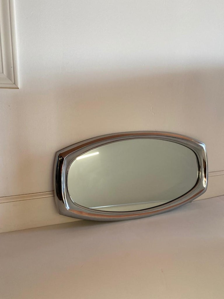 Mid-20th Century Midcentury Mirror by Syroco For Sale