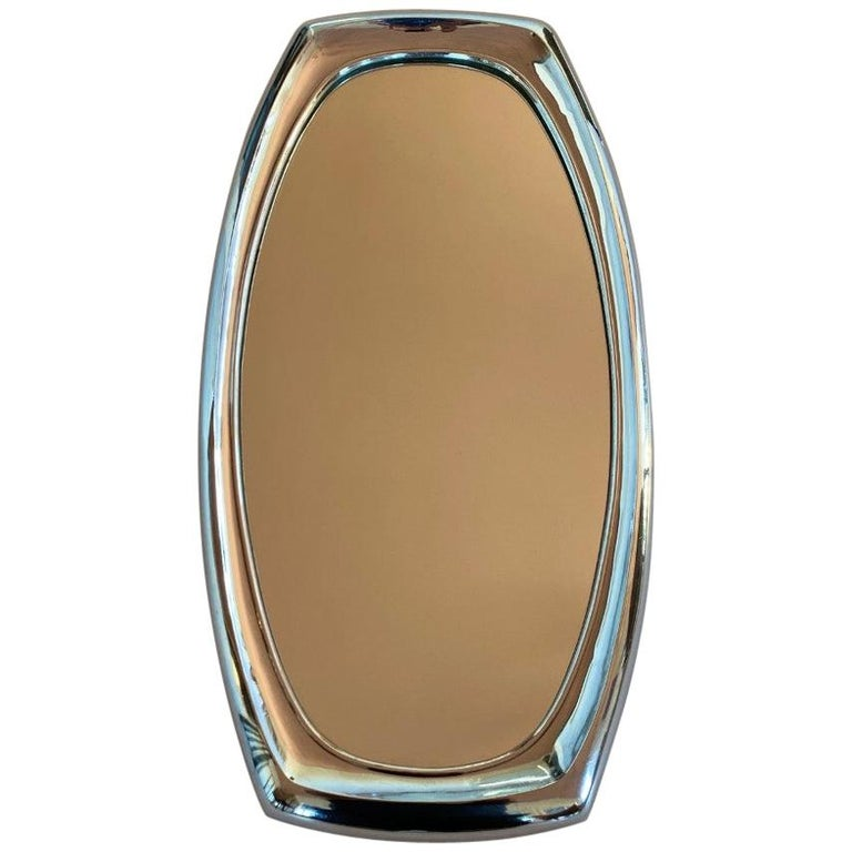 Midcentury Mirror by Syroco For Sale