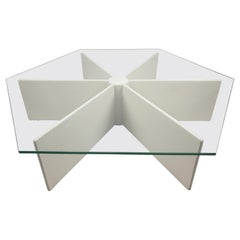 Mid-Century Model T878 Spider Coffee Table by Pierre Paulin for Artifort, 1960s
