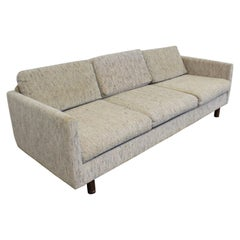 "Mid-Century Modern 3-Seat Dunbar Style Sofa 85"""