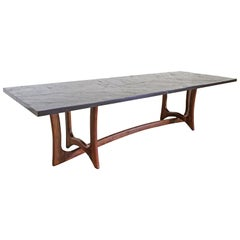 Mid-Century Modern Adrian Pearsall for Craft Associates Sculptural Coffee Table