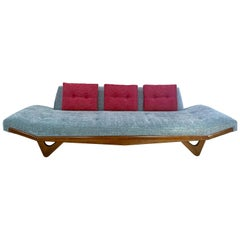 Mid-Century Modern Adrian Pearsall Gondola Sofa on Boomerang Legs