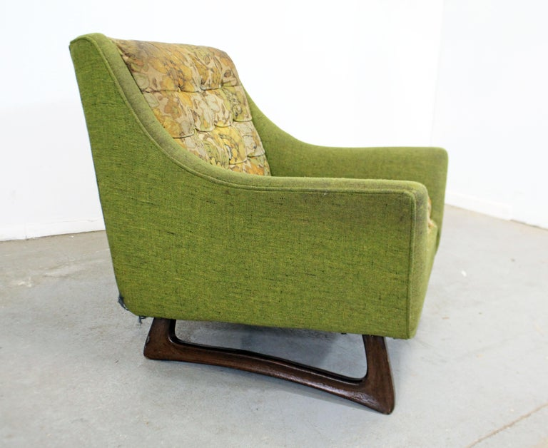 Unknown Mid-Century Modern Adrian Pearsall Sculpted Leg Lounge Chair For Sale