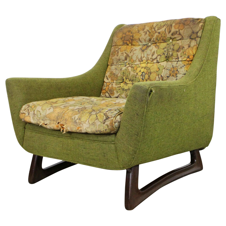 Mid-Century Modern Adrian Pearsall Sculpted Leg Lounge Chair