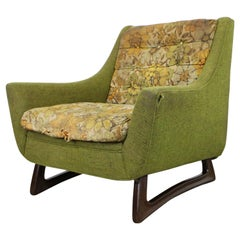 Mid-Century Modern Adrian Pearsall Sculpted Leg Lounge Chair