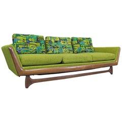 Mid-Century Modern Adrian Pearsall Style Sofa by Prestige Bassett